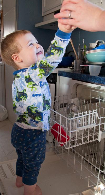 Momma's Morning Helper
